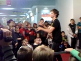 Соревнования по йо йо в Колпино KYYC-Мастер класс от про